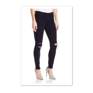 J Brand Photo Ready Mid Rise Skinny Crop Jeans